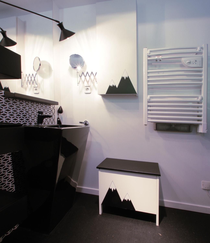 deco 1 meuble rangement sdb malo design. Black Bedroom Furniture Sets. Home Design Ideas